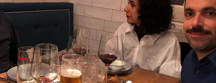 Taberna & Media is one of Guía de Madrid.
