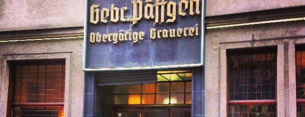 Brauhaus Päffgen is one of Pubs - Brewpubs & Breweries.
