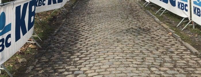 Oude Kwaremont is one of Belgium / Events / Ronde van Vlaanderen 2019.