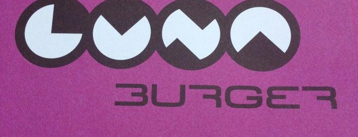 Luna Burger is one of FRA - Frankfurt am Main.
