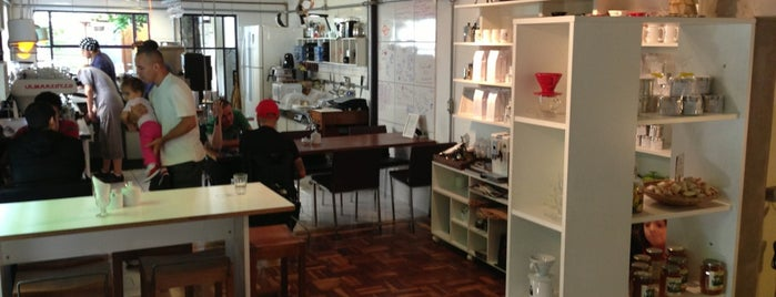 Coffee Lab is one of Cafés de Sampa.
