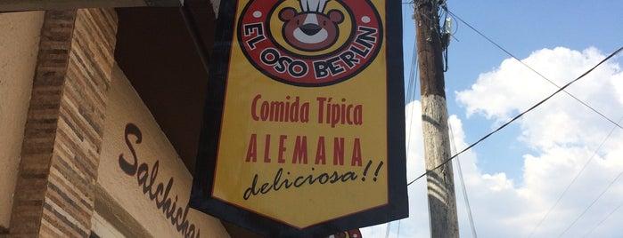 El Oso Berlín is one of Orte, die Armando gefallen.