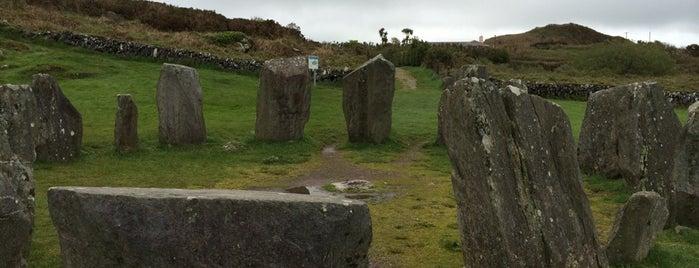 Drombeg Circle Stone is one of Ireland.