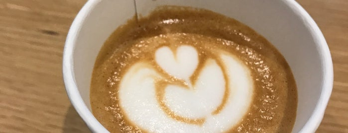 Blue Bottle Coffee is one of Pacific Northwest.