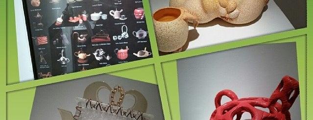 Craft Alliance Center of Art + Design is one of Hot List 2013 Winners.