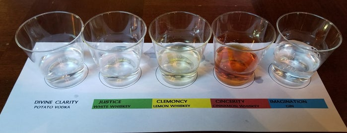 MurLarkey Distilled Spirits is one of Washington, DC.
