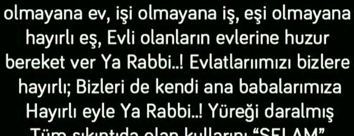 Seyyid Ahi Durmuş Baba Camii (Camili Han) is one of 1-Fatih to Do List | Spiritüel Merkezler.