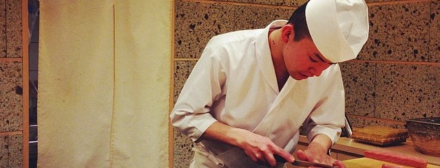 Sushi Takahashi is one of Tokyo Sushi.