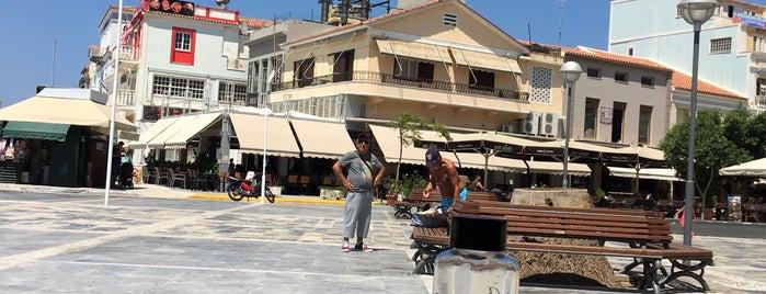 ΗΡΑΙΟΝ Alterno Café is one of Mehmet Koray : понравившиеся места.