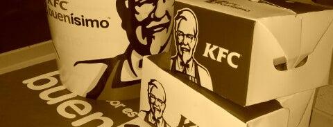 KFC is one of Comidas en Chorrillos.