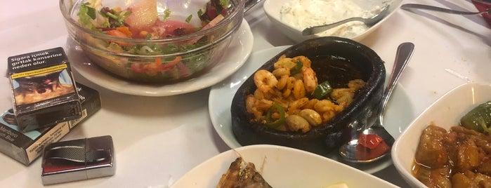 Kumkapı Ege Restaurant is one of Carl : понравившиеся места.