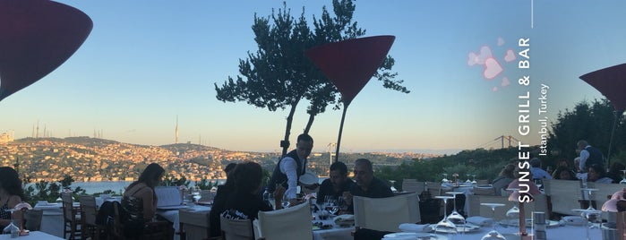 Sunset Brasserie is one of ISTANBUL 101.