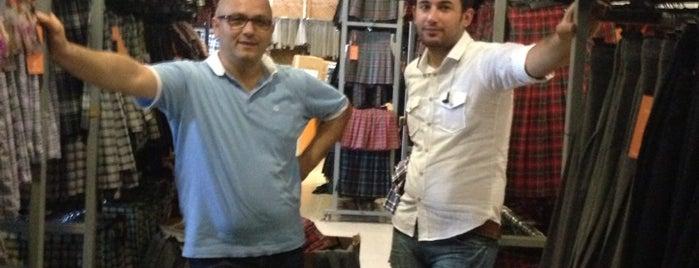 Altınlar Giyim A.Ş is one of Gaziantep.