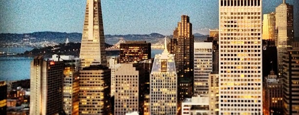 The Fairmont San Francisco is one of San Francisco Summer Guide: Best Rooftops.
