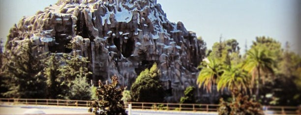 Matterhorn Bobsleds is one of Alejandro 님이 좋아한 장소.