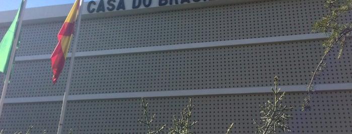 Casa do Brasil is one of España🇪🇸.