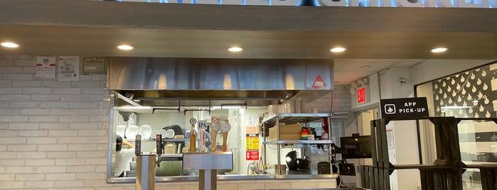 Brine Chicken is one of Lugares favoritos de Zayed.