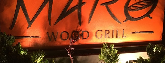Maro Wood Grill is one of Priscillaさんのお気に入りスポット.