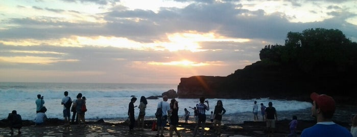 Tanah Lot Sunset Terrace is one of Jocelyn : понравившиеся места.