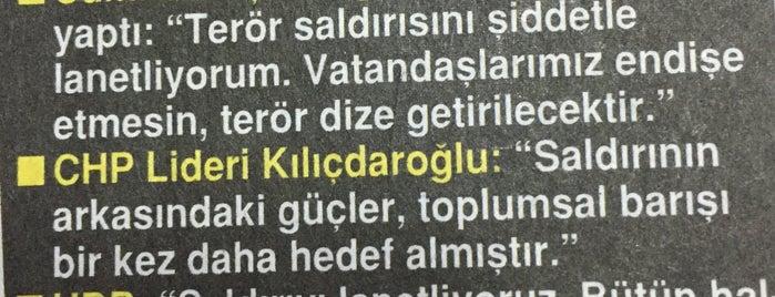 Bağcilar Belediyesi Çevre Koruma ve Kontrol müdürlüğü is one of Locais curtidos por M.Metin.