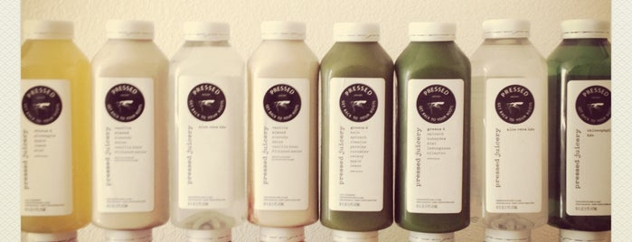 Pressed Juicery is one of LA.