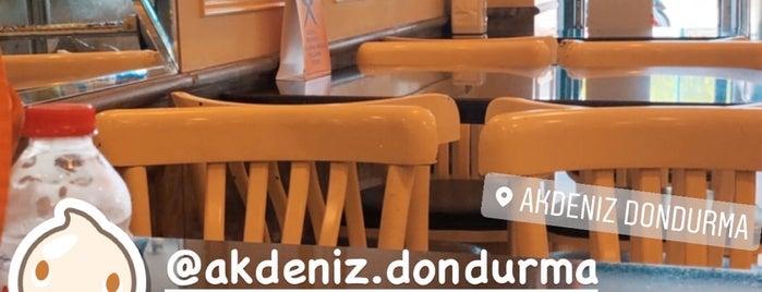 Akdeniz Dondurma is one of Lieux qui ont plu à Özgür.