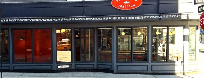 Soho Tiffin Junction – Burgers & Bowls is one of The New Yorkers: Village Life.