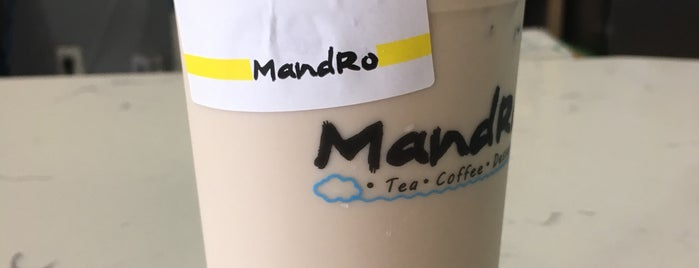 MandRo Teahouse is one of Mysteryさんのお気に入りスポット.