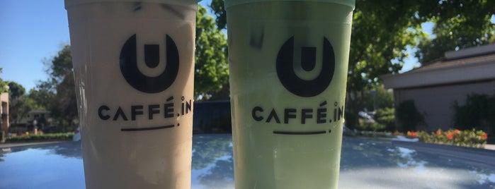 CAFFE:iN is one of Michele: сохраненные места.