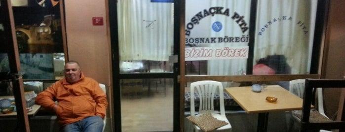 Bizim Boşnak Böreği is one of iyi yemek.
