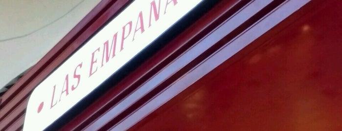 Las Empanadas is one of สถานที่ที่ Alex ถูกใจ.