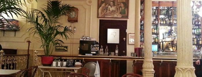 Café Manuela is one of MADRID.