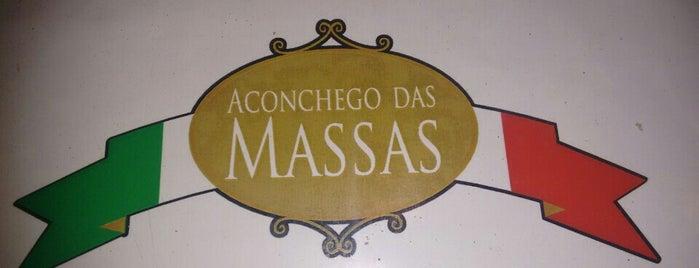 Aconchego das Massas is one of Locais curtidos por Arthur.