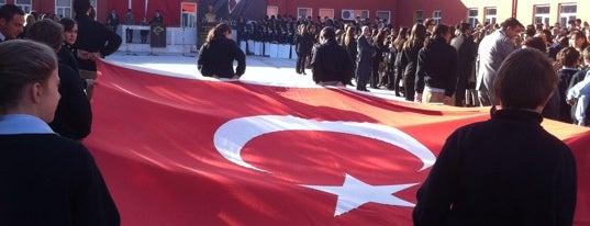 Çakabey Okulları is one of Anıl : понравившиеся места.