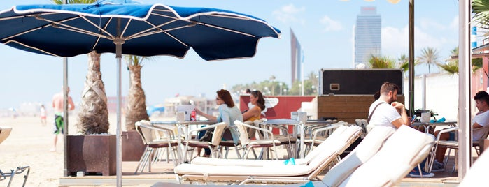 Vai Moana Beach Bar is one of ♡Barcelona♡.