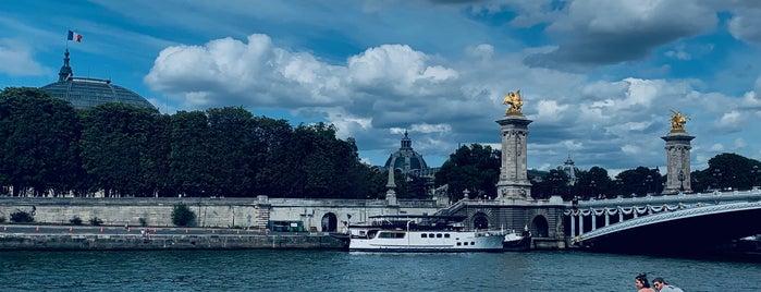 Parc Rives de Seine is one of Lugares favoritos de Richard.