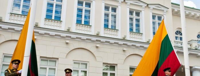 Daukanto aikštė | Daukantas Square is one of Вильнюс.