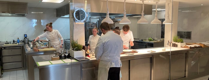Core By Clare Smyth is one of Michelin-star London.