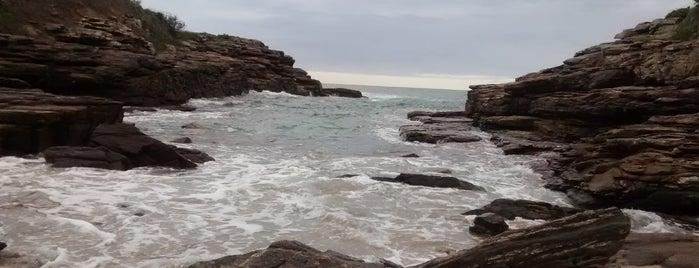 Praia da Foca is one of Orte, die Luísa gefallen.