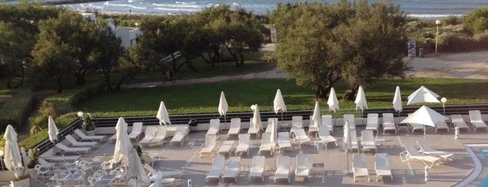 Thalasso Hotel Les Coralines is one of Hotspots Wifi Orange - Vacances.