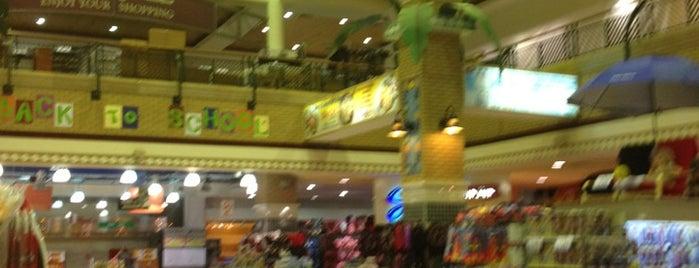 The Sultan Center is one of Tempat yang Disukai Nada.