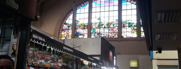 Mercado Municipal Paulistano is one of Lizandra 님이 좋아한 장소.