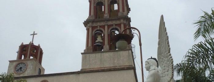 Templo de la Purisima Concepcion is one of Erika : понравившиеся места.