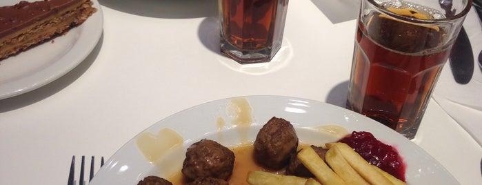 IKEA restaurant is one of Locais curtidos por Angelina Braun.