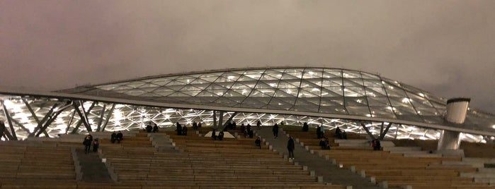 Large Amphitheatre is one of Orte, die Stanislav gefallen.