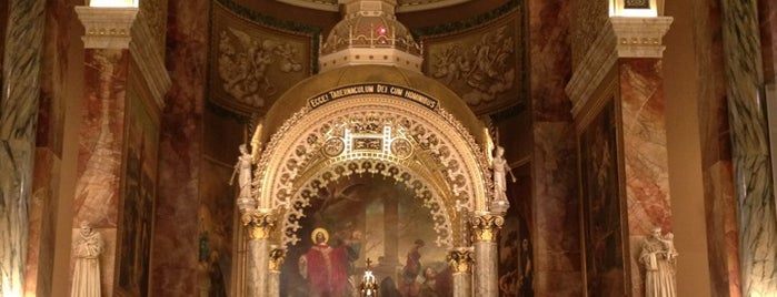 Basilica of St. Josaphat is one of Milwaukee Day Trip.