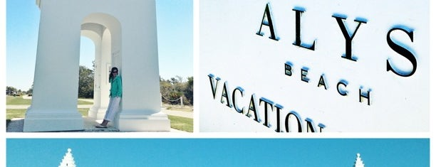 Alys Beach is one of Cross Country (Part 2).