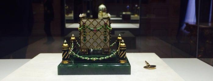 Fabergé Museum is one of Lieux qui ont plu à Margarita.