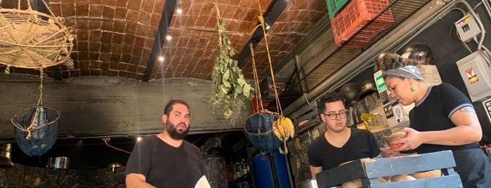 Expendio De Maiz Sin Nombre is one of Desayuno CDMX.