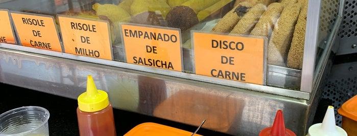 Nossa Pastelaria is one of Aonde eu vim e recomendo.